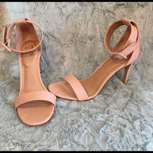 Nude Sandals by Mix No. 6.